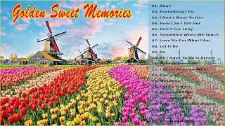 Greatest Hits Oldies But Goodies - Golden Sweet Memories Love Songs 80s 90s