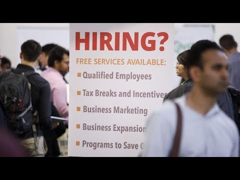 U.S. Employers Added 20,000 Jobs As Hiring Slows