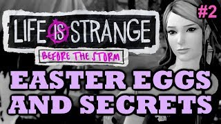Life is Strange: Before the Storm Easter Eggs And Secrets | Episode 2 | HD