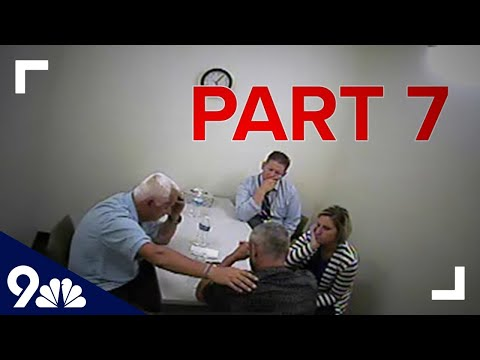 RAW: Chris Watts confesses to killing pregnant wife, daughters after polygraph (Part 7)