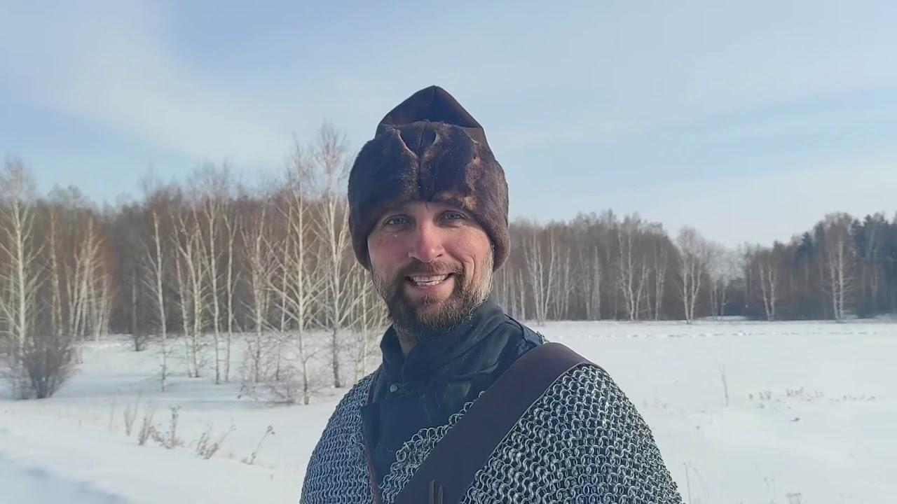 Поздравление к 8 марта от мужчин Омского хора в стиле #ведьмакузаплатитечеканноймонетой