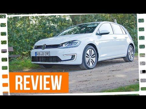 Das BESTE deutsche E-Auto? - VW e-Golf (2017) - Review