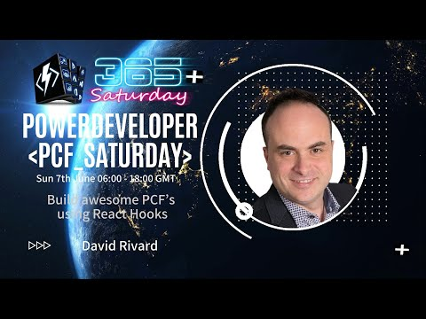 Build awesome PCF's