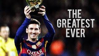 Lionel Messi ● The 5 Ballon D