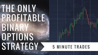 100% Profit Session - Binary Options Strategy 2017 - 5 minute trades - Price Action