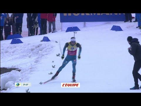 Biathlon - CM (H) - Oberhof : Le doublé pour Martin Fourcade