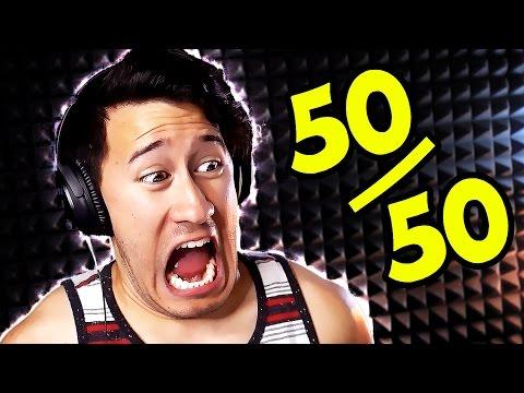 Reddit's 50/50 CHALLENGE #2