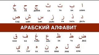 Арабский алфавит. Арабский язык для начинающих. Видео урок.