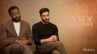 Mary Magdalene interview Chiwetel Ejiofor on racial and gender discrimination
