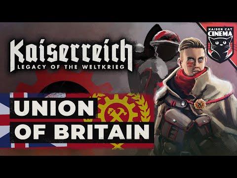 World Of Kaiserreich - Union of Britain
