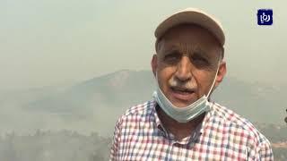 خسائر بشرية ومادية جراء عشرات الحرائق في لبنان وسوريا - (16-10-2019)