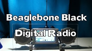 Beaglebone Black Digital Radio with RTL-SDR and Wifi