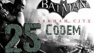 Batman Arkham City #25 Допп Миссии Найти Жену Фириза Нору