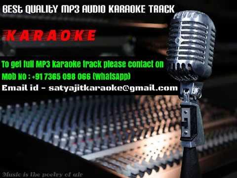 Ja Bewafa Ja Ab Pyar Nahi Karna Dil Ke Tudke Hazaar Hue   Karaoke Track