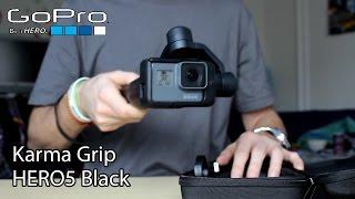 GoPro Karma Grip + HERO5 Black Test