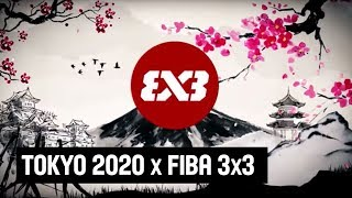 Olympic Games Tokyo 2020 x FIBA 3x3 - Olympic Timeline