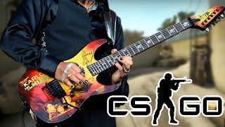Playing Guitar on CS:GO - YouTuber Gameshow!