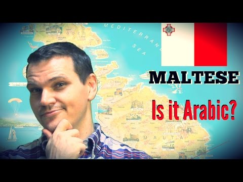 The Maltese Language: An Arabic Descendant