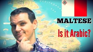 The Maltese Language: An Arabic Descendant thumbnail