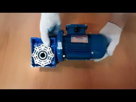 Мотор-редуктор червячный NMRV 40