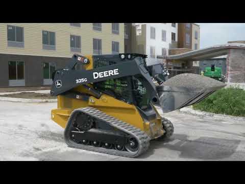 Compact Track Loader | 325G | John Deere US