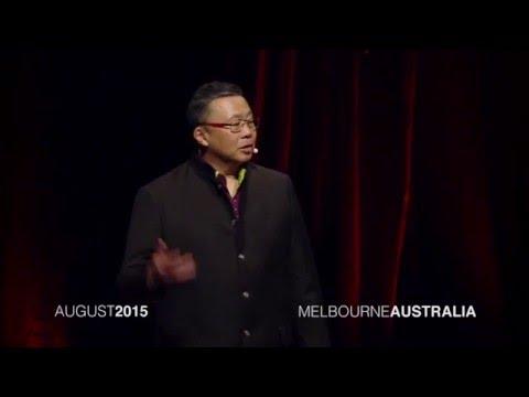 East meets west - combining ancient wisdom and desire for achievement | Ron Lee | TEDxMelbourne