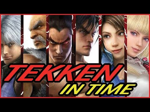 TEKKEN in TIME - La storia del King of Iron Fist Tournament! [Ode to Tekken 7]