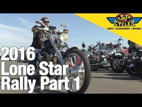 PART 1 Lone Star Rally 2016 Galveston, Texas
