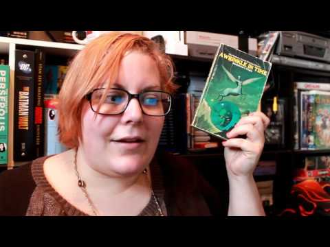 A Wrinkle in Time Book Review | #REMbooks