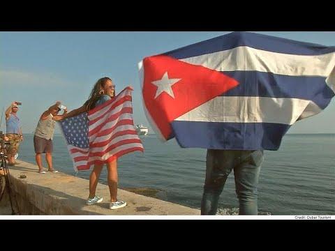 EEUU acaba con la era Obama en Cuba