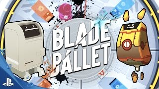 Blade Ballet - Launch Trailer | PS4