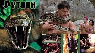 Python (2000)│Full Length Action Flick | Hindi Movies