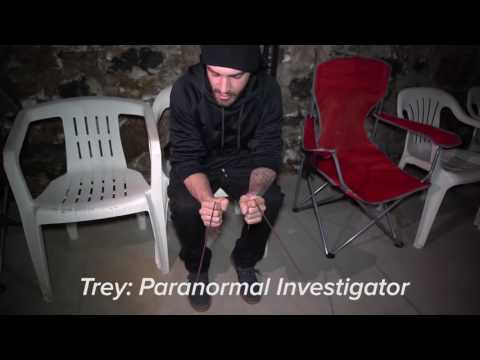 Ghost Hunting With Jax In The Ogden Tunnels