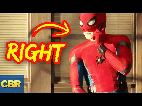 Thumbnail: 10 Things Spider-Man Homecoming ALREADY Got Right About Peter Parker