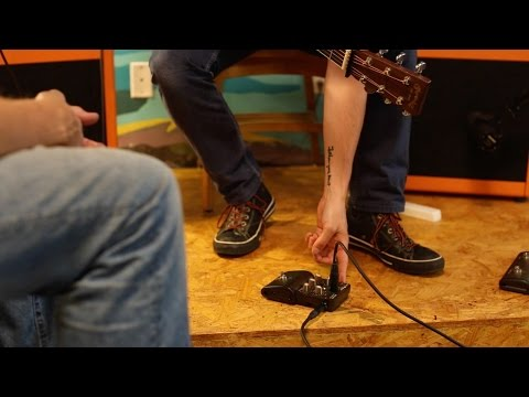 Charlie Worsham & the LR Baggs Session DI