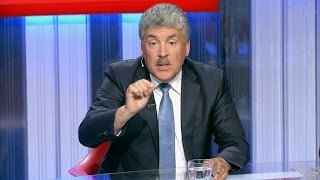 Глава Совхоза им. Ленина Павел Грудинин: Никаких санкций не существует.