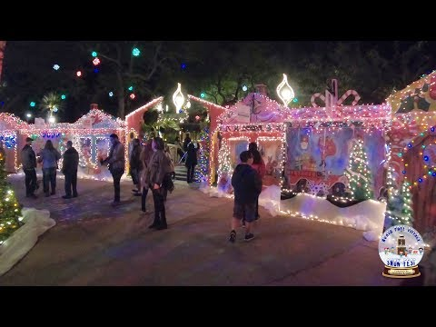 North Pole Village at Snow Fest 2018 Review