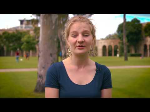 Studying International Studies at UQ