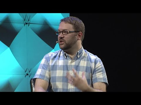 EC18 Keynote: Slack, Cal Henderson