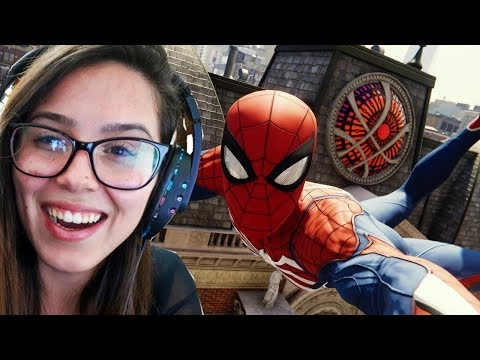 SPIDER-MAN | TO VICIADA NESSE GAME | PT-BR #3 GAMEPLAY