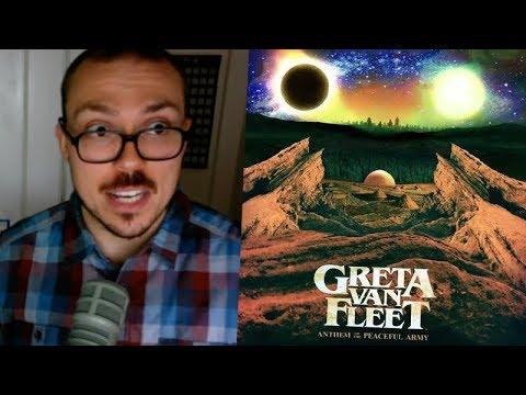 """Greta Van Fleet - """"Watching Over"""" TRACK REVIEW"""
