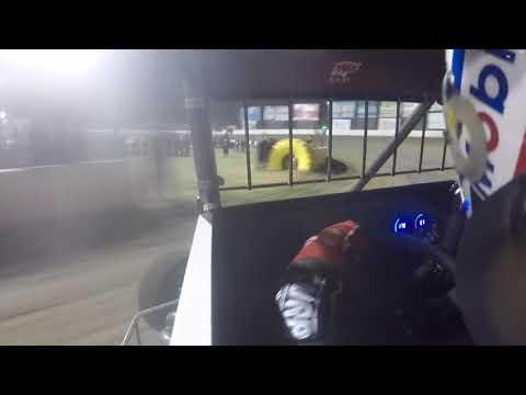 Logan Seavey On Board I-55 Raceway