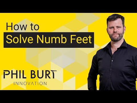 How To Solve Numb Feet (HotFoot) While Cycling