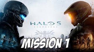 Halo 5: Guardians | Mission 1 : Soulevez des Aliens