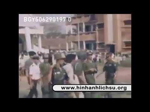Phim Tài Liệu: Tử hình tội phạm tham nhũng ở Sài Gòn năm 1968