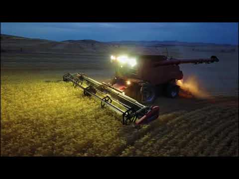 Harvest 2017 - Burra South Australia