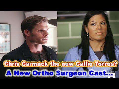 Grey's Anatomy Season 15 : Chris Carmack Cast as Ortho Surgeon