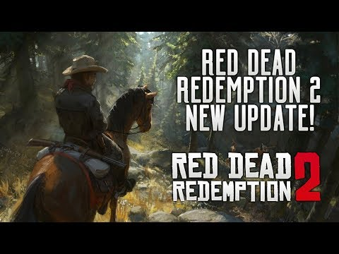 Red Dead Redemption 2 - New Update! More Bad News? E3 2017 Chances & Rockstar Blamed For RDR2 Delay?