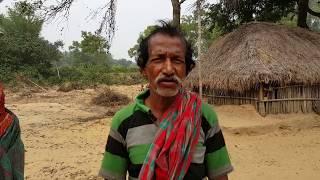 A village in Orissa, India.