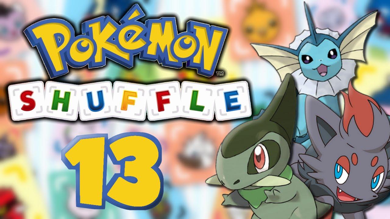 Let S Play Pokémon Shuffle Fr 13 Ses Pokémon Trop Mignon